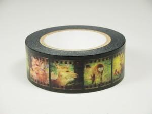 鹿マスキングテープ
