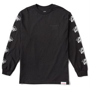 Diamond Supply Co. - DIAMOND x ULSC STANDARD L/S tee