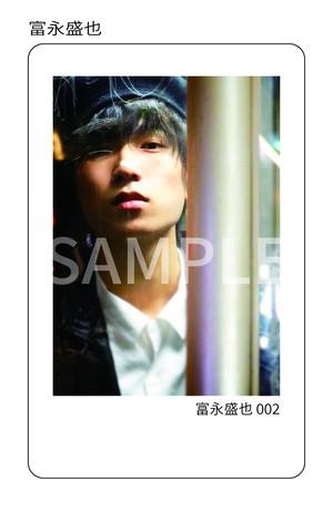 【再販/予約】男劇団 青山表参道X 5th Fan Event 37card(富永 盛也)