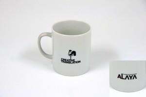 アラヤ マグカップ「CREATIVE TRANSLATION」