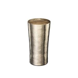 SUSgallery (サスギャラリー) 真空チタンカップ TITANESS Tumbler Basic line 【Pilsner Antique Gold 350ml】