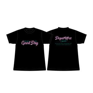 Departures LIVE オフィシャルTシャツ[BLACK]
