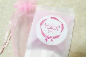 Aika Angelトラベルソープ(非売品)