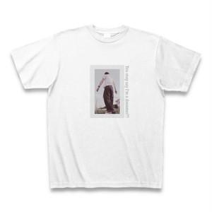 イマジンいつかの「You may say I'm a dreamer」TシャツB