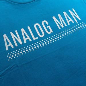 アナログマンTシャツ2015 ライトブルー