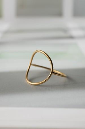 Circle Ring Gold - 003