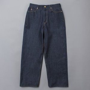 "shape booty denim pants ""QUARTERHORSE"""