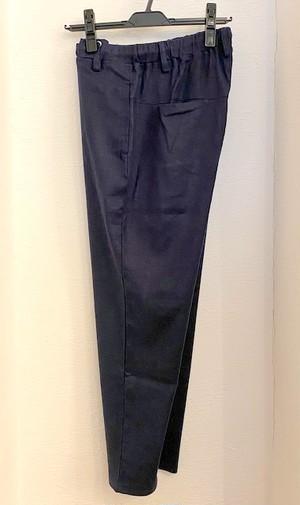 【再入荷!】Rayon & Linen Pants Navy