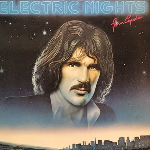 JIM CAPALDI / ELECTRIC NIGHTS (1979)