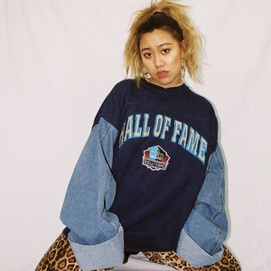 Vintage Remake Sweat Tops