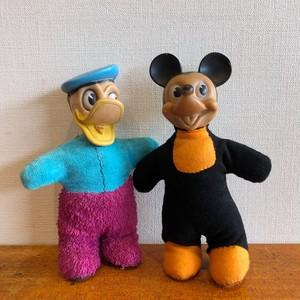 Vintage Disney Doll #A