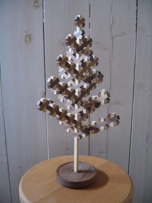 ジュエリーハンガーツリー 3D (M) jewelry hanger kumiko tree 3D(M)