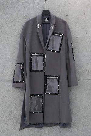 6 Frame Coat [Gray]