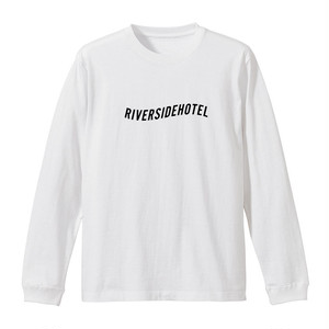 ◆NEMES 190 / NEMES RIVERSIDE HOTEL LONG SLEEVE T-SHIRT