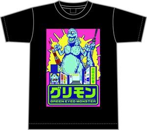 Godzilla T-shirts (black)