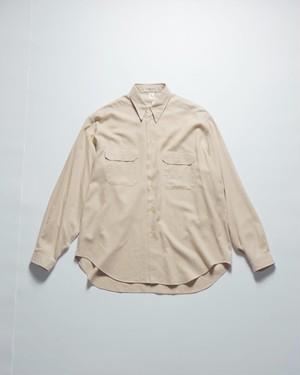 """GIORGIO ARMANI"" plain shirt"