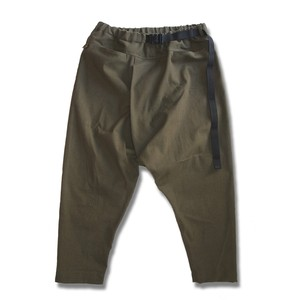WCH Twisted Sarrouel Pant Moreskin -Olive