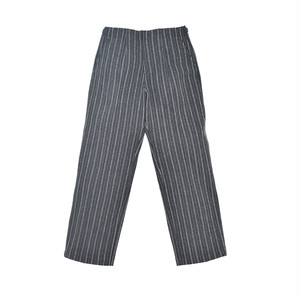 OUR LEGACY Borrowed Chino Ceremonial Stripe Navy 1PRE195BCCS