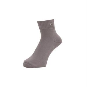 WHIMSY - VERSE SOCKS (Grey)