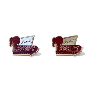 Loopy Logo Pin x PINTRILL