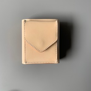 HenderScheme trifold wallet patent natural