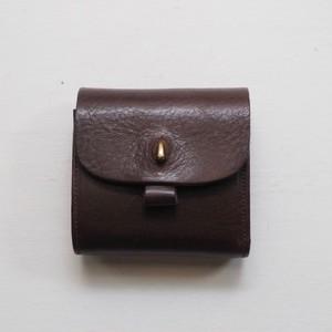 :octavus   Folder Wallet - aruco 16 CH / 折財布 チョコ