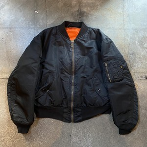 90s ALPHA MA-1 Jacket / USA