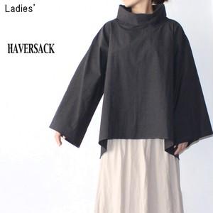 HAVERSACK タイプライタープルオーバーシャツ Typwriter Pullover Shirts 321701 (CHARCOAL)