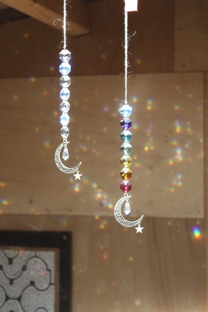 7チャクラ -moon- クリア&虹