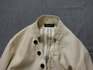 french farmers blouson 1790 / ivory