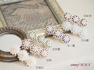 【再】tsumamiバレッタS 6colors