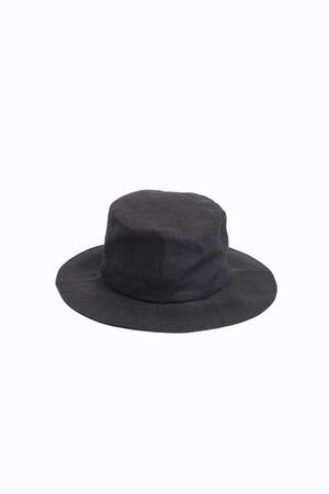 Hat / KIJIMA TAKAYUKI / No: 161346 / Black