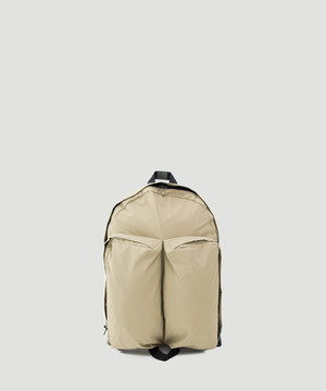 TIMERES. × BEST PACKING STORE BPS Exclusive Back Pack Beige