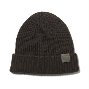 White Mountaineering / RIB KNIT CAP[CHARCOAL]