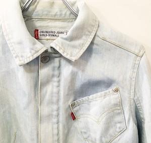 Levi's ENGINEERED JEANS denim jacket (used)