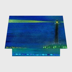 「灯台のひと」ポーチ