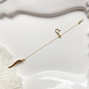 jewelead  EX  K18/スライド金具チェーンタイプ