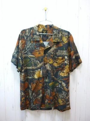 Houston Aloha Shirt-Real Tree (ヒューストン アロハシャツ-リアルツリー)