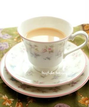 紅茶通信講座「ミルクティーを楽しもう編」