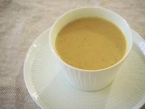 <お惣菜> とうもろこしとご飯のポタージュスープ