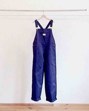 【HOLD FAST】BIB AND BRACE DUNGAREES