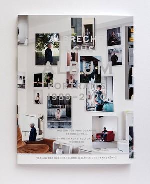 BOOK / ALBRECHT FUCHS  ALBUM  PORTRAITS 1989-2020