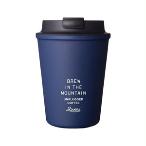 RIVERS(リバース) Wallmug Sleek Unplugged Navy
