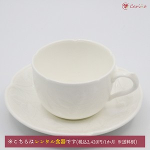 ミントン(Minton) ヴィクトリアストロベリーホワイト ティーカップ&ソーサー(2500003)