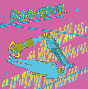 "BOYS ORDER ""DO THE WILD CAT"" / CD"