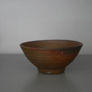石田誠|南蛮4寸碗 Makoto Ishida unglazed rice bowl