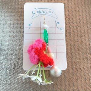 花集めピアス