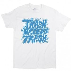 trash breeds trash HAND eye Tシャツ oledickfoggy バンドアイTシャツ