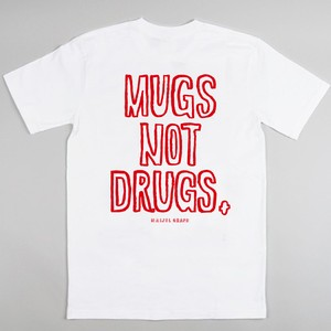 <事前予約受付中> NAIJEL GRAPH x COFFEE SUPREME ''MUGS NOT DRUGS'' Tシャツ