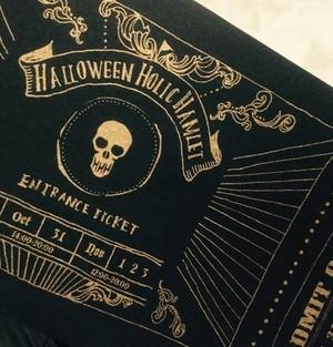Halloween Holic Hamlet 入村税 (全日券)